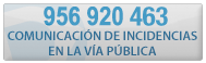 Comunicaci�n Incidencias