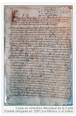 Carta Puebla