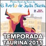Temporada Taurina 2015