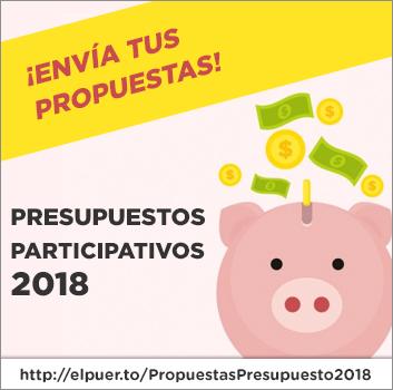 Presupuestos Participativos 2018