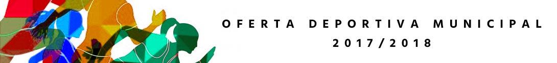 Oferta Deportiva Municipal
