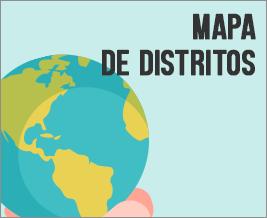 Mapa de Distritos