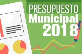Presupuesto Municipal 2018