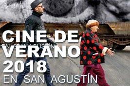Cine de Verano San Agustín