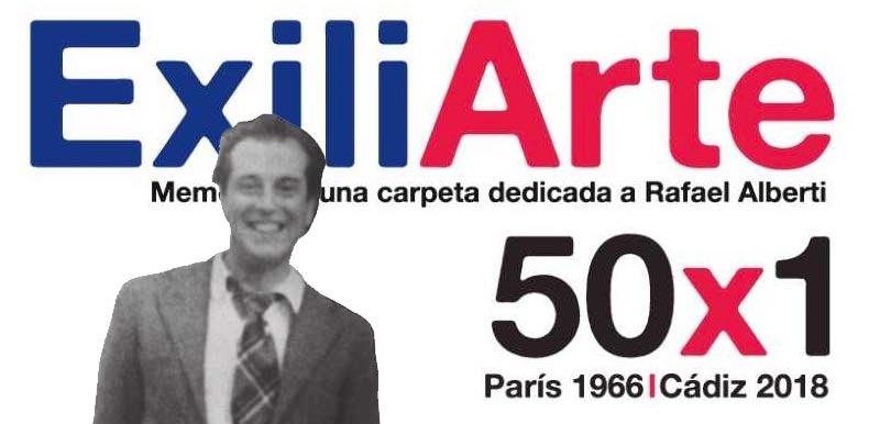 Exposición ExiliArte