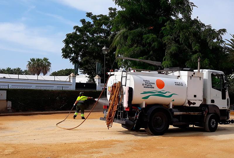 Medio Ambiente optimiza la gestión de las jornadas de mejora para reforzar el Servicio Municipal de Limpieza