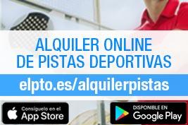 Alquiler On-line de Pistas Deportivas