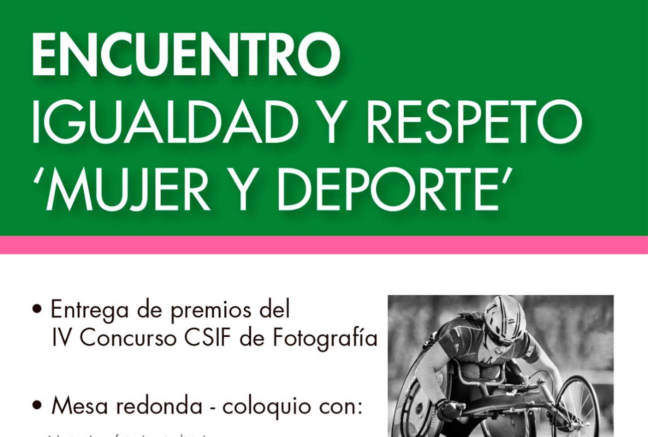 El Centro Cultural Alfonso X acoge una mesa redonda – coloquio sobre Mujer y Deporte dentro del 8M