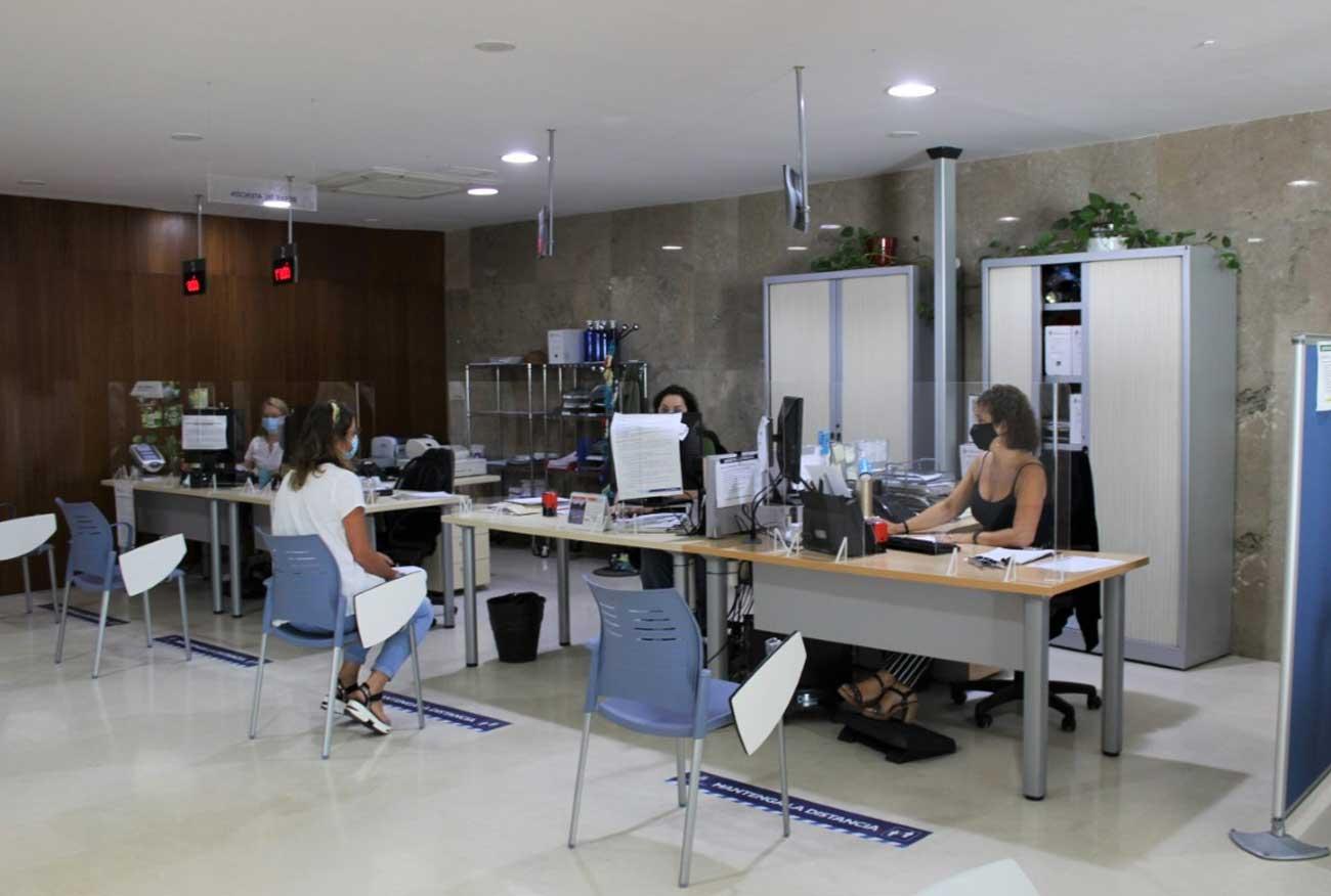 El Ayuntamiento reactiva el servicio de Cita Previa telemática para la OAC con el fin del Estado de Alarma, el próximo lunes 22 de junio