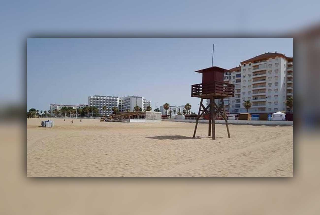 Las playas de El Puerto contarán desde este fin de semana con Salvamento y Socorrismo