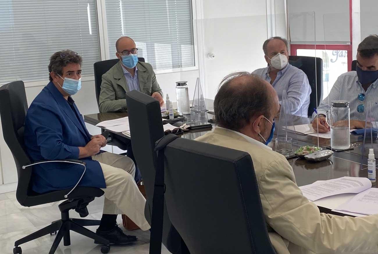 Apemsa realizará obras por un valor cercano a los tres millones de euros