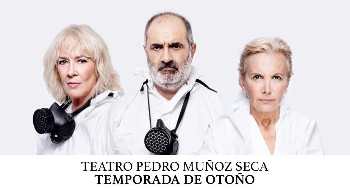 Programación Modificada de la Temporada de Otoño 2020 en el Teatro Pedro Muñoz Seca
