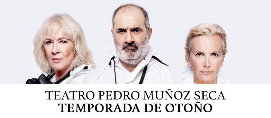 Programación de la Temporada de Otoño 2020 en el Teatro Pedro Muñoz Seca