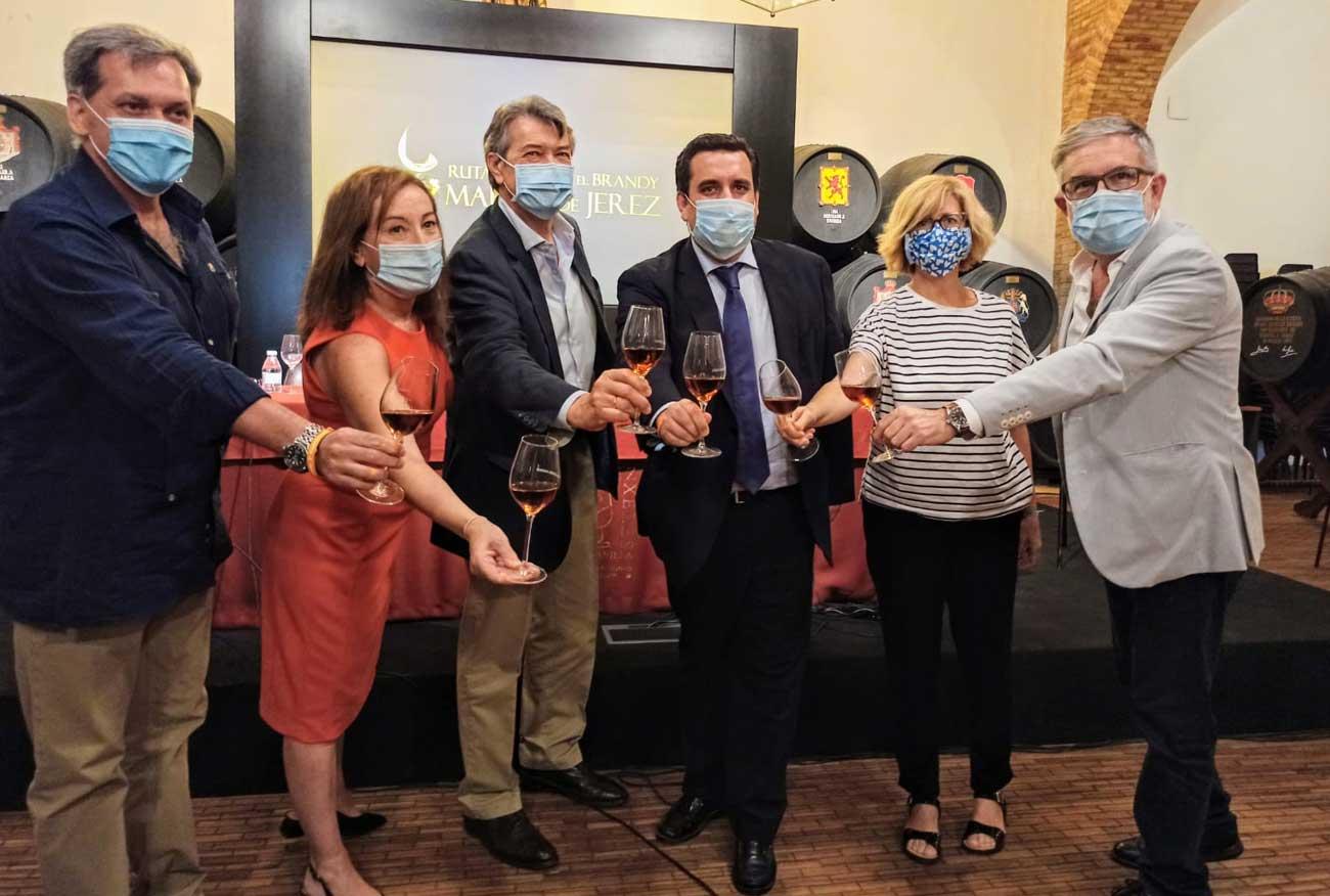 Doce empresas portuenses dentro de la Ruta del Vino del Marco de Jerez que renueva su certificación como 'Ruta del Vino de España'