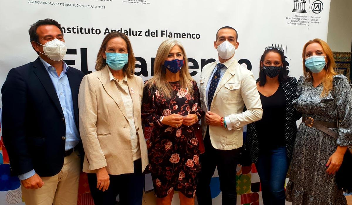 """Calleja anuncia que El Puerto participará en  """"Noviembre Flamenco"""""""