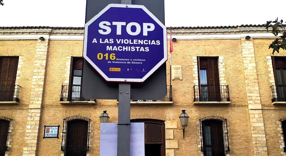 La Concejalía de Igualdad condena el asesinato de una mujer en la provincia de Ciudad Real por violencia de género