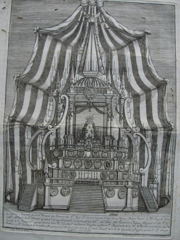 Túmulo de Carlos III