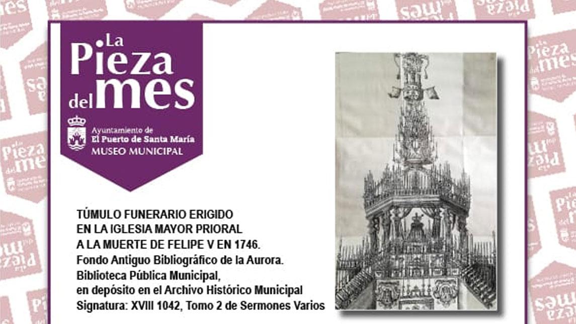 La Pieza del mes en el Museo Municipal