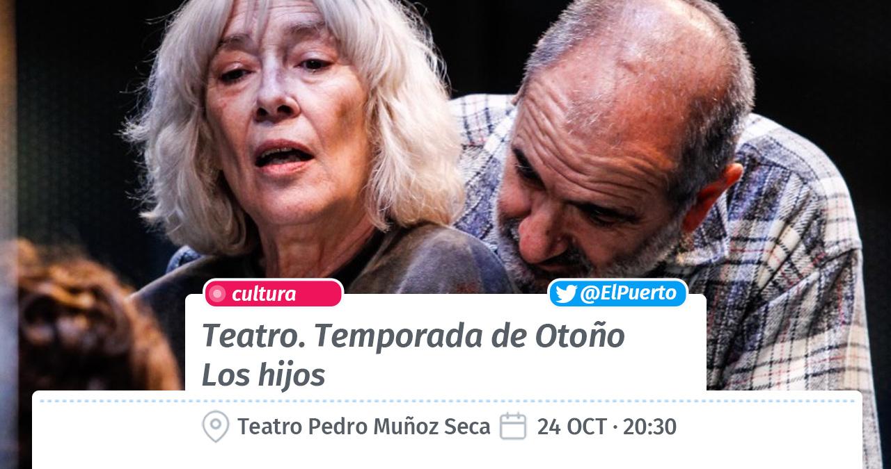 Teatro · Los hijos
