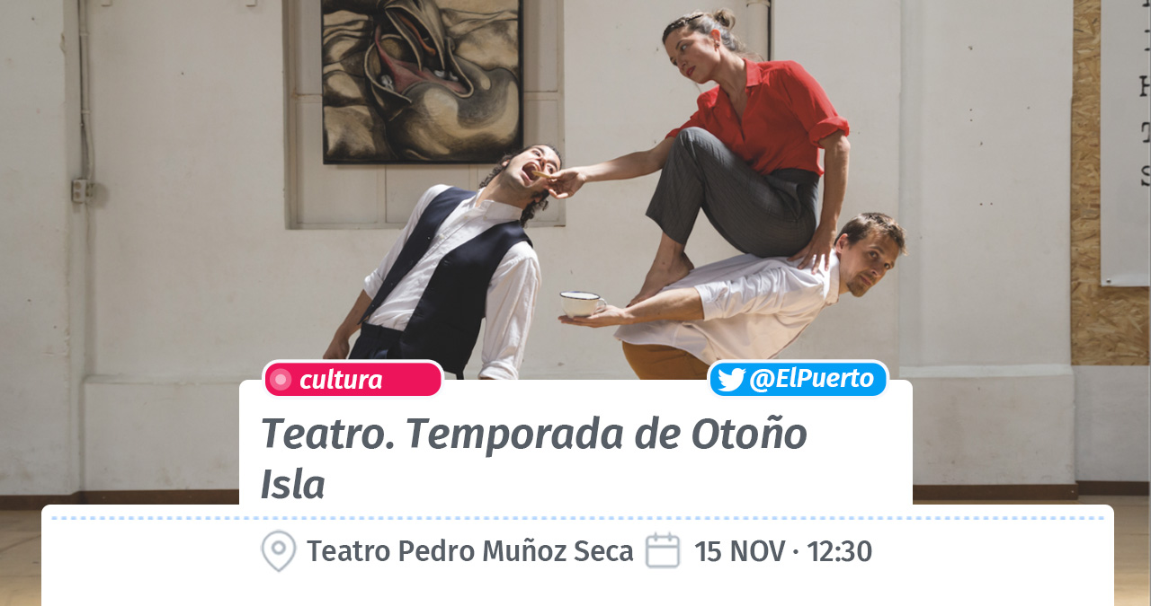 Teatro Familiar · Isla