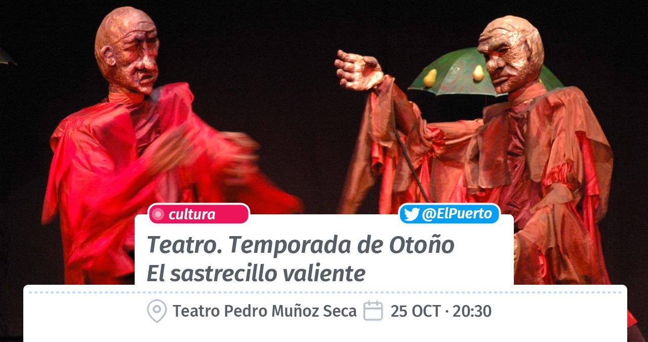 Teatro Familiar · El sastrecillo valiente