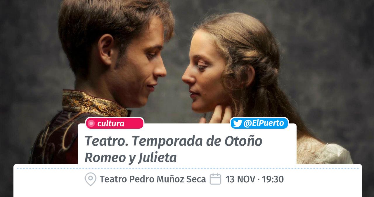 Teatro · Romeo y Julieta