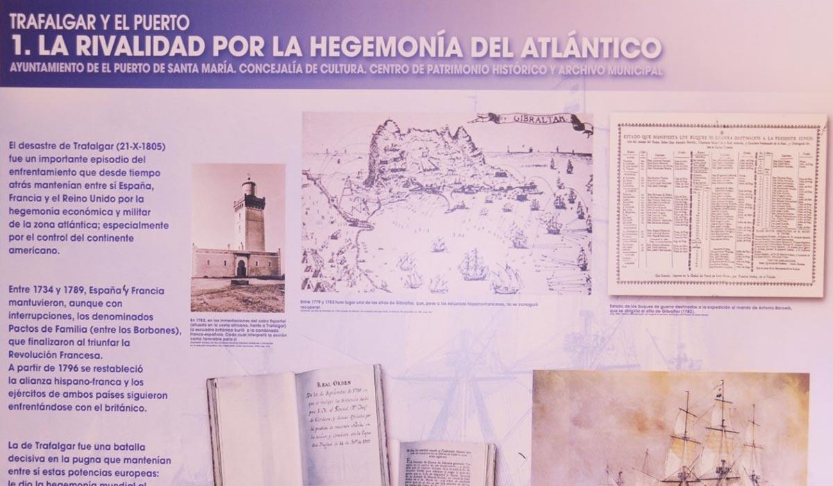 Exposición: Trafalgar y El Puerto