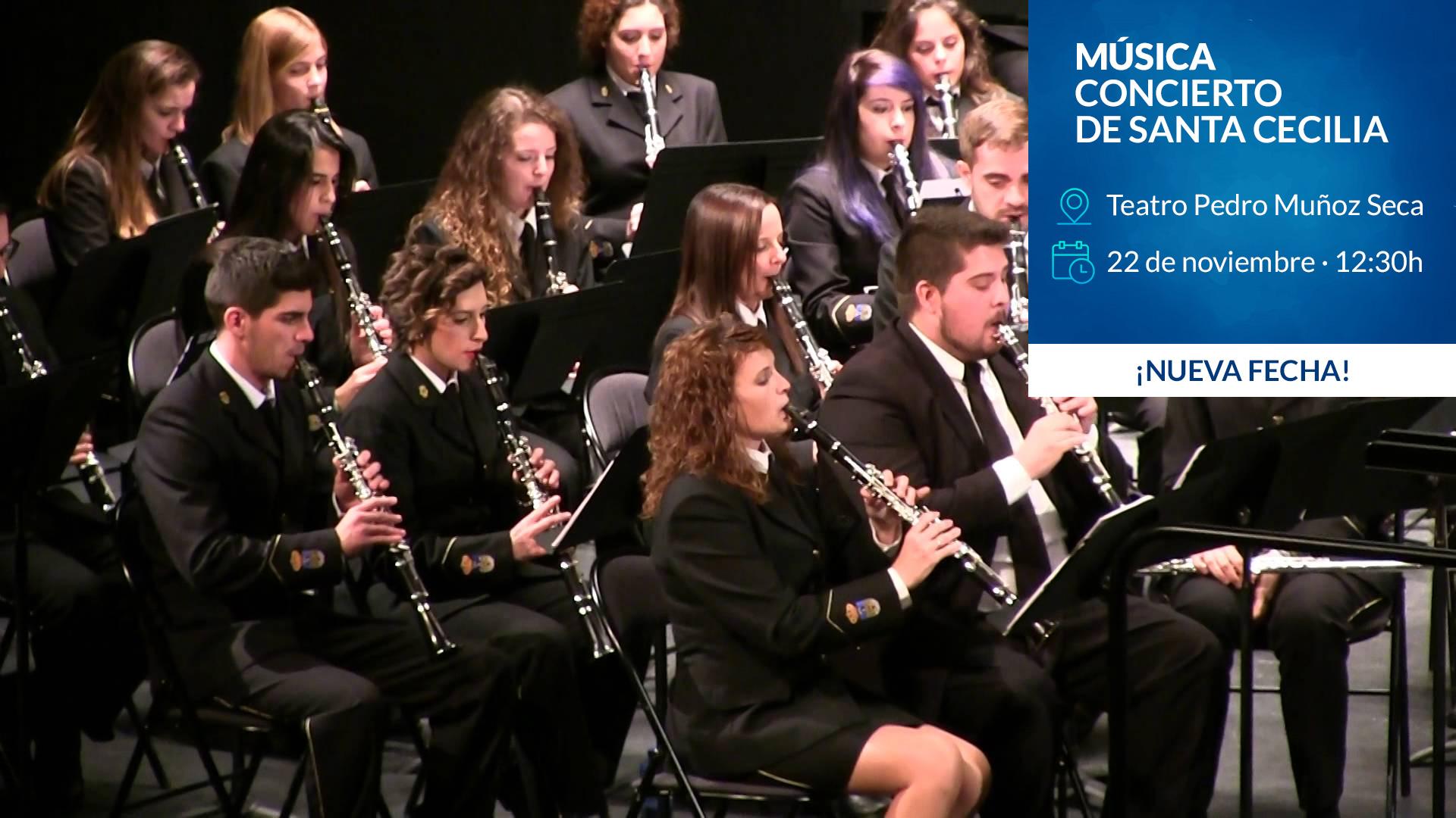 Música · Concierto de Santa Cecilia