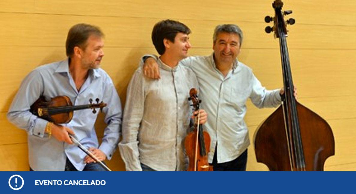 Escena Clásica · LVP String Trio