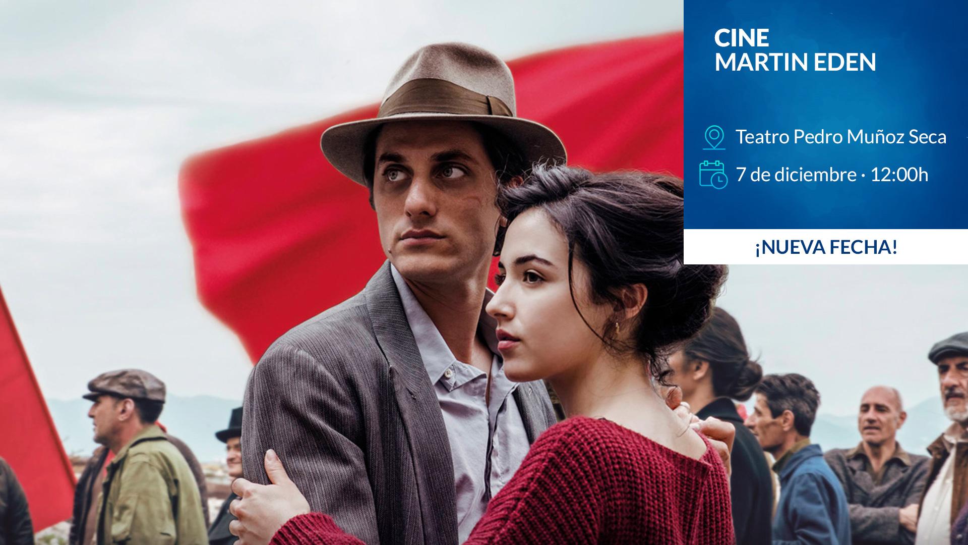 Cinemateca · Martin Eden
