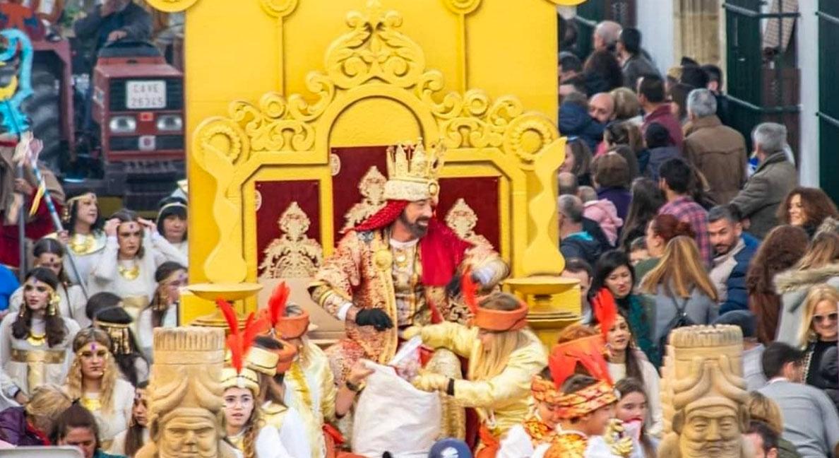 El Puerto se prepara para recibir a los Reyes Magos el 5 de enero en la Plaza del Castillo con todas las medidas de seguridad