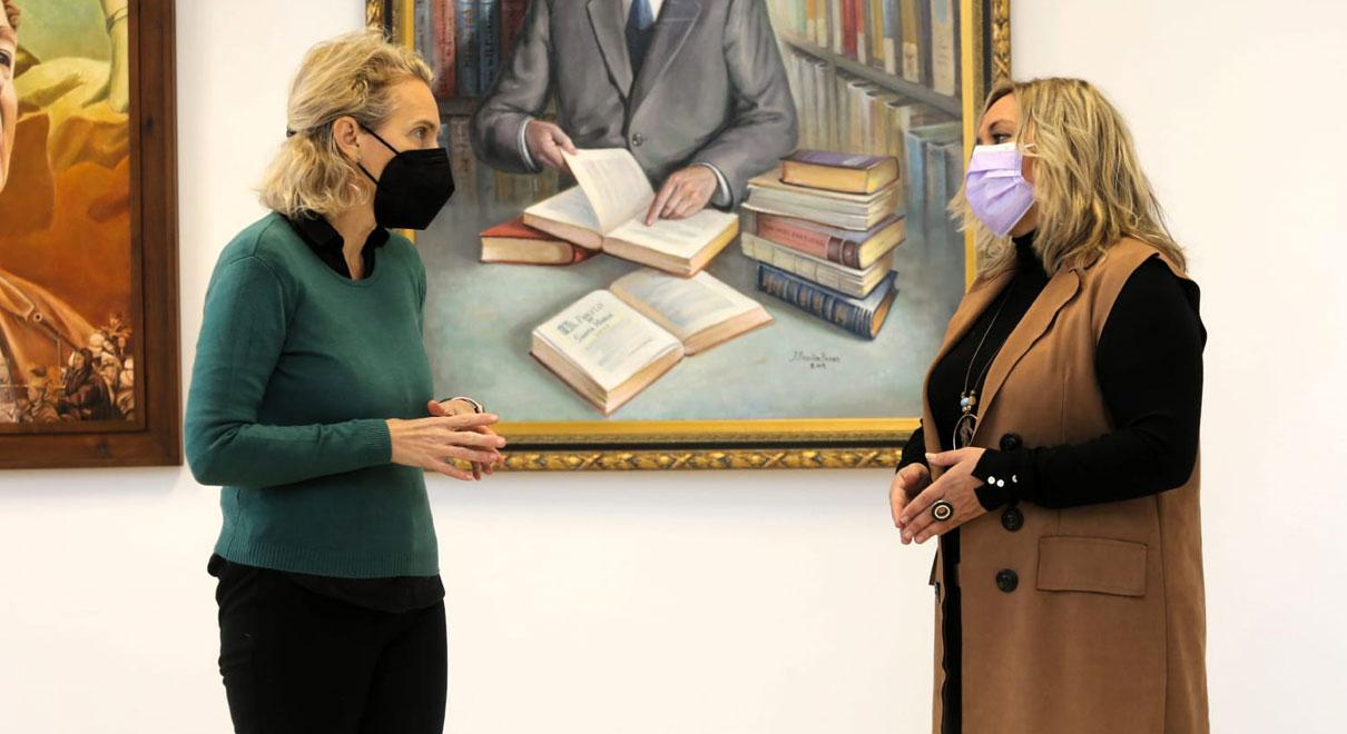 Una profesora portuense premiada como la segunda mejor docente de Infantil de España