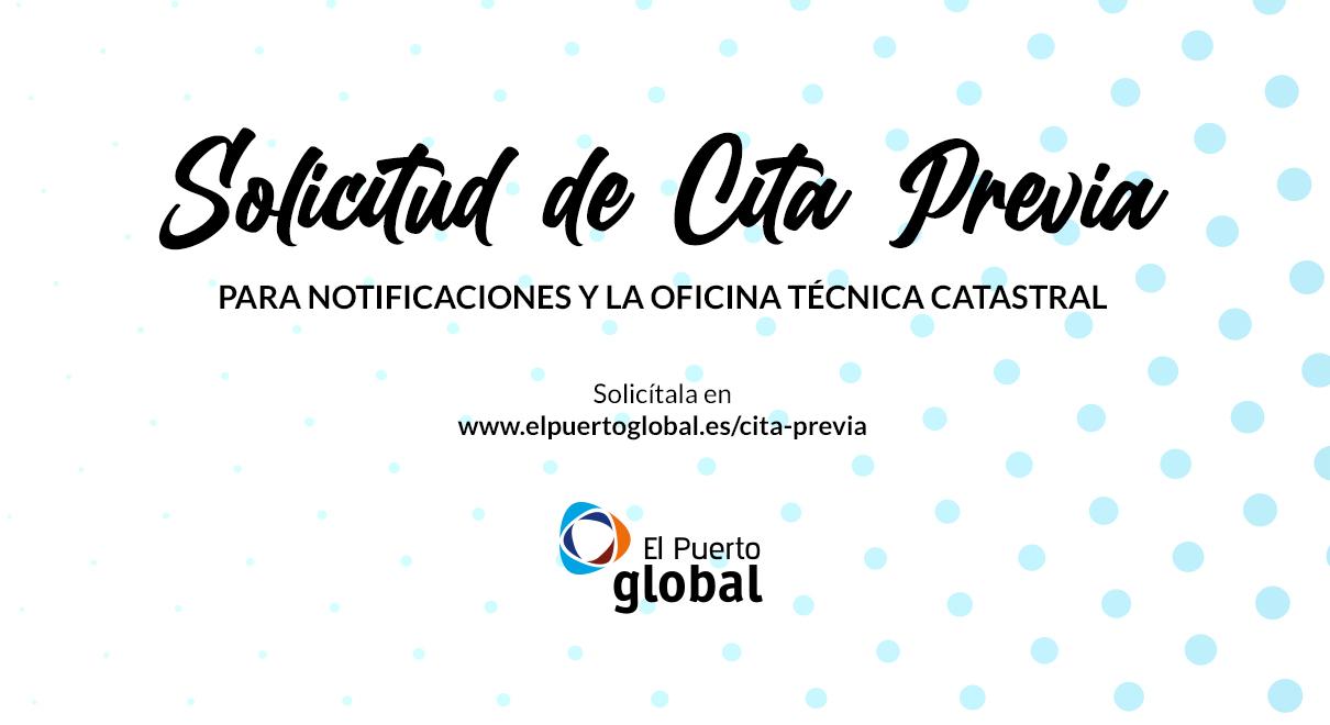 El Puerto Global optimiza su atención a la ciudadanía gracias al sistema de cita previa