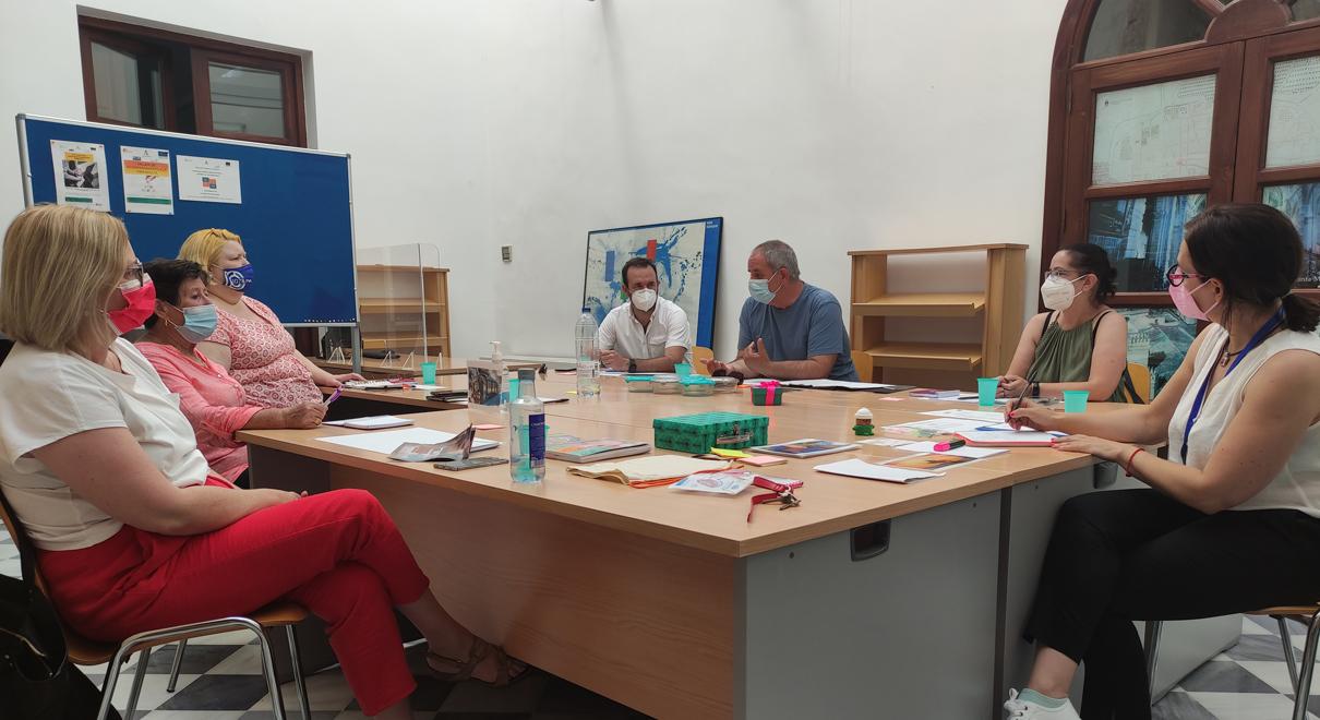 El Grupo Motor de la Eracis impulsa la estructura colaborativa para integrar a la población más vulnerable dentro de la sociedad portuense