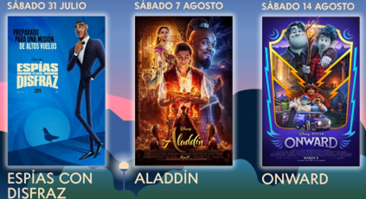 Altos de la Bahía recupera el Cine de Barrio de verano con Participación Ciudadana