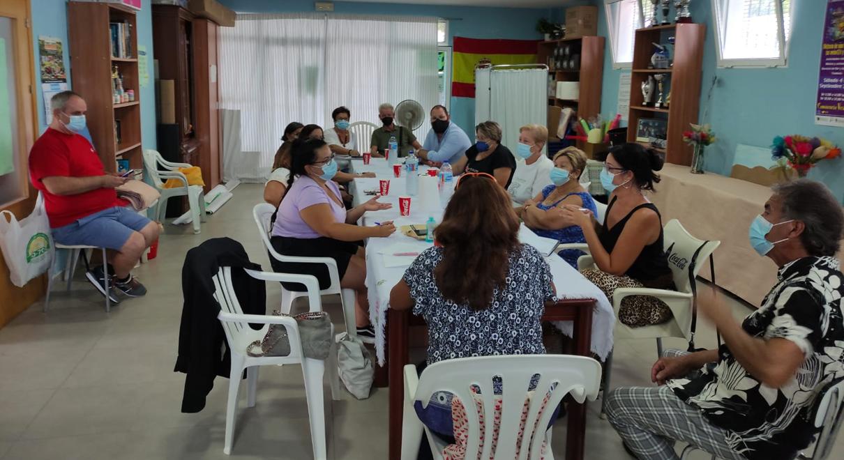 El Ayuntamiento, a través de la ERACIS, continúa trabajando en Los Milagros para su recuperación integral como barrio portuense