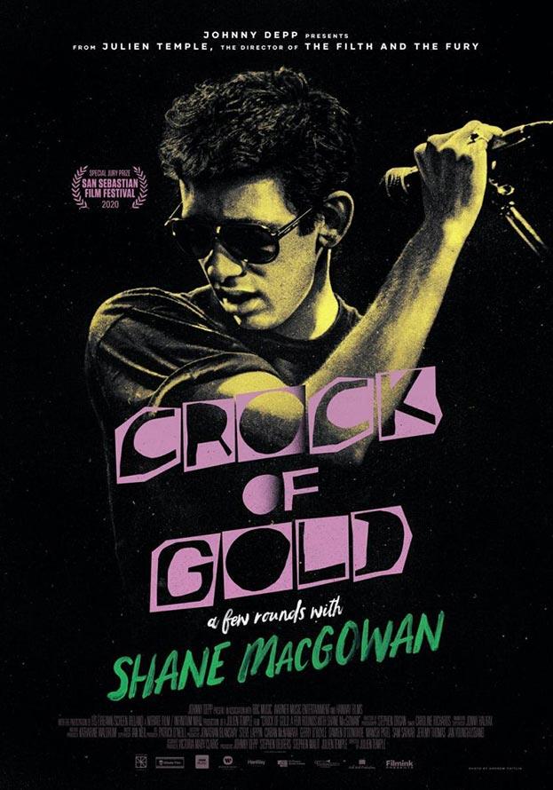 CROCK OF GOLD: bebiendo con Shane McGowan