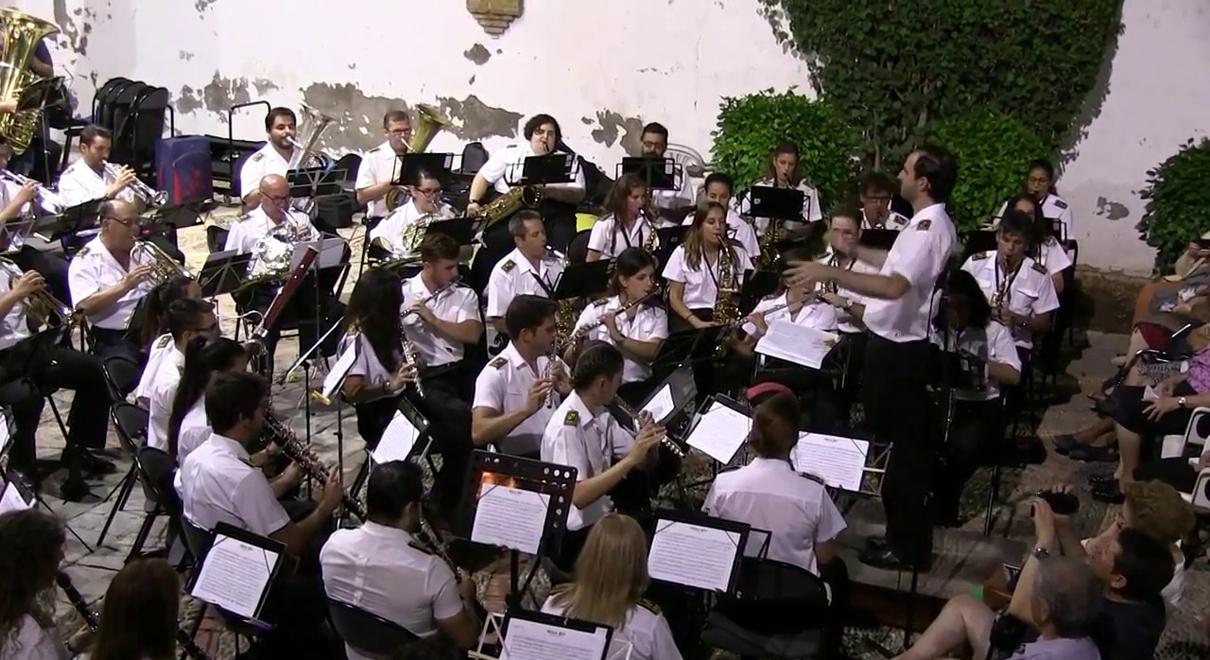 Concierto de la Banda de Música