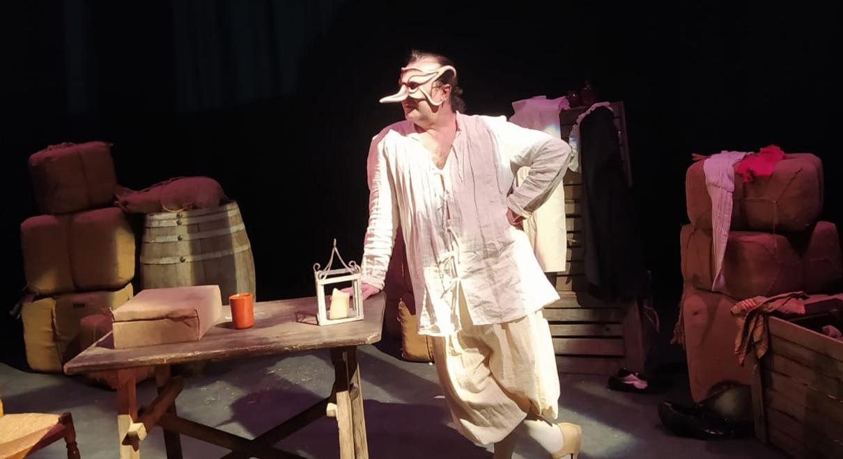 Astracanada. Curso de comedia sobre Pedro Muñoz Seca