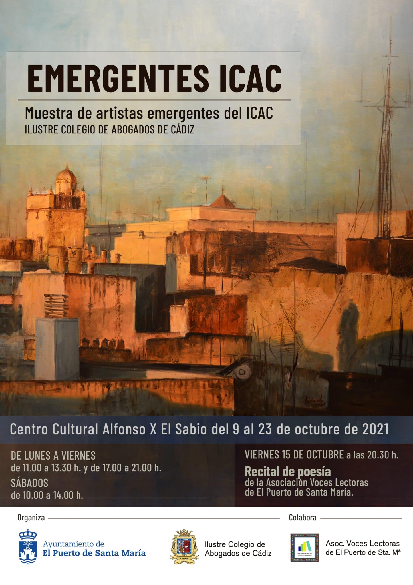 Exposición. Emergentes ICAC