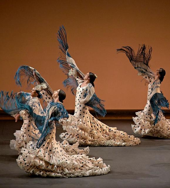 Ballet flamenco. El maleficio de la mariposa