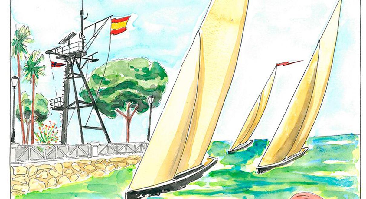 L Semana Náutica de El Puerto de Santa María