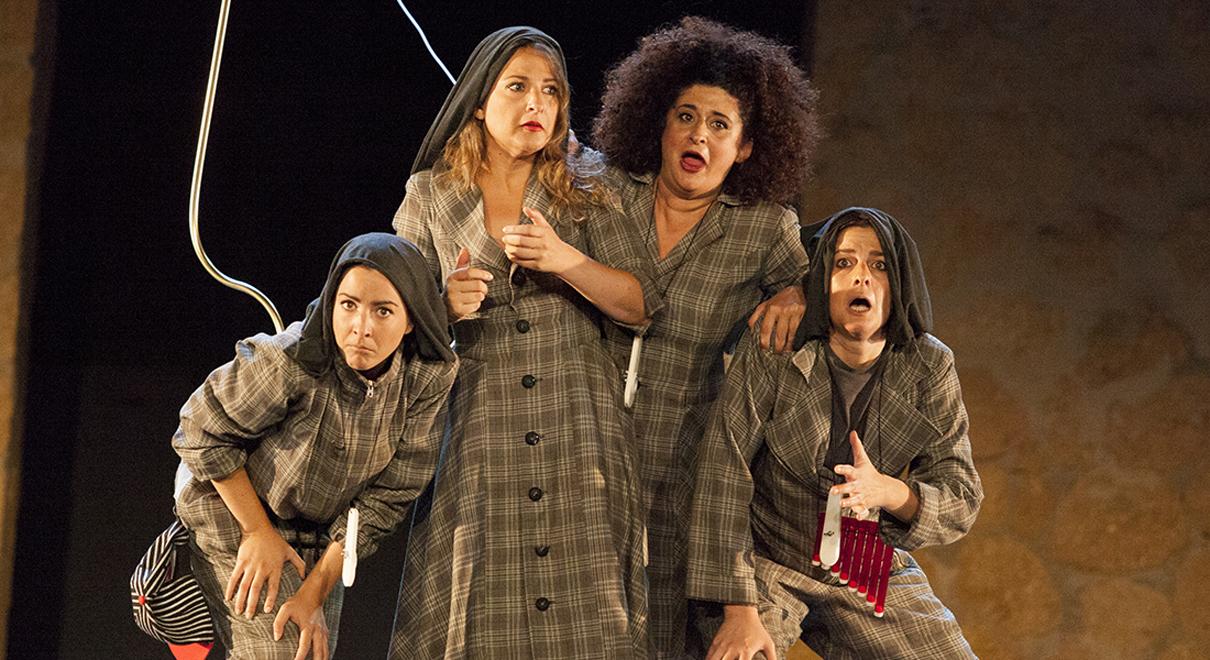 XXX Festival de Teatro de Comedias. El viento es salvaje