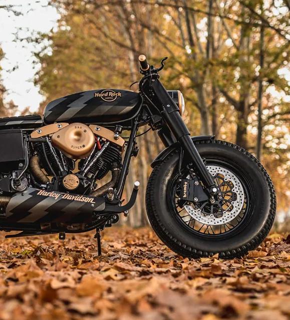 IV Aniversario de Moto & Rock
