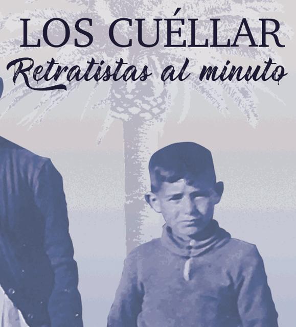 Exposición · Los Cuéllar, retratistas al minuto