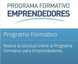 Programa Formativo Emprendedores 2015