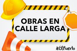 Obras Calle Larga